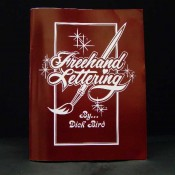 Freehand Lettering Sign Painting Book