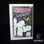 Pinstriping Sketchbook-booklet