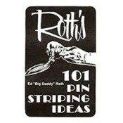 101 pinstriping ideas by ed big daddy roth
