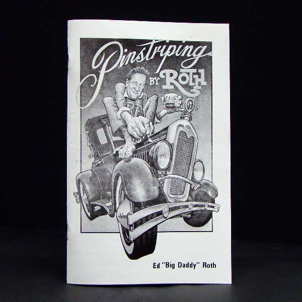 Pinstriping by Roth Book