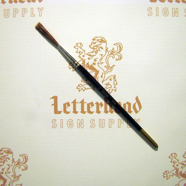 Outliner Brush Size 4 Series 839