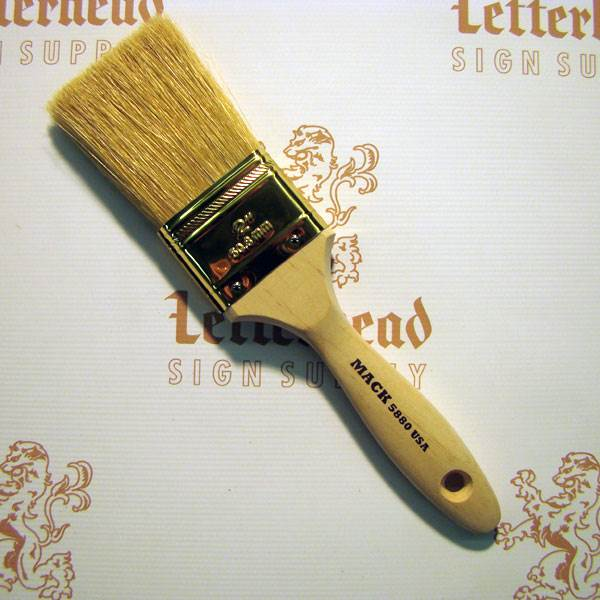 """Cutter Brushes Double Series-5880 size 2"""""""