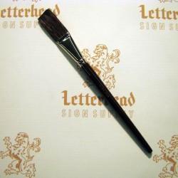 "Flat Lettering Brushes ""Jet Stroke"" Series-1962 size 1"""
