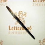 Lettering Quill brush grey series 189L size 12