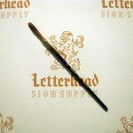 Lettering Quill brush grey series 189L size 8