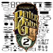 Butler Gold Clipart Volume 2