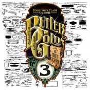Butler Gold Clipart Volume 3