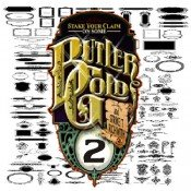 Butler Gold Clipart Volume 2