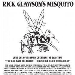Rick Glawson's Reversed Glass Mosquito