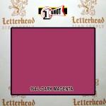 1 Shot Lettering Enamel Paint Dark Magenta 164L - Quart