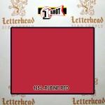1 Shot Lettering Enamel Paint Rubine Red 165L- Pint