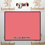1 Shot Lettering Enamel Paint Salmon Pink 168L - Pint
