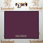 1 Shot Lettering Enamel Paint Purple 162L - Quart