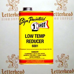 1 Shot Low Temp Reducer ZZ6001 - Quart