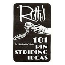 Roth's 101 Pinstriping Ideas Book