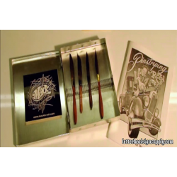 Freehand Pinstriping Brush Kit Large