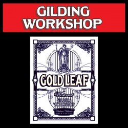 Gold Leaf Reverse Glass Gilding Workshop 3-Days