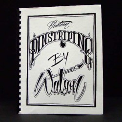 Custom Pinstriping-book