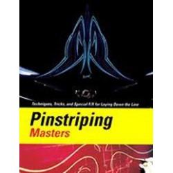 Pinstriping Masters 1 Book