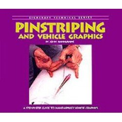 Pinstriping Vehicle Graphics-Book