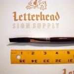 "Flat Lettering Brushes ""Jet Stroke"" series-1962 size 5/8"""