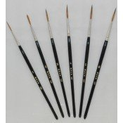 Script Liner Brush Sable series 127