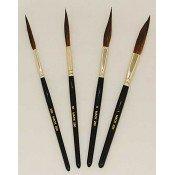 Long Handle Sword Pinstriping Brushes series 250