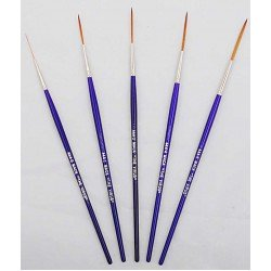 Script Brushes by Mack Brushes