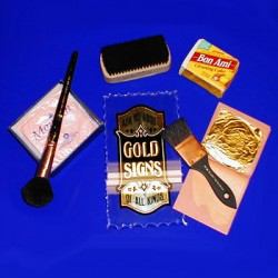 Gilding Brushes