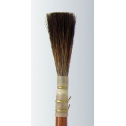 Brown Squirrel Quill Series-2100 Size 8