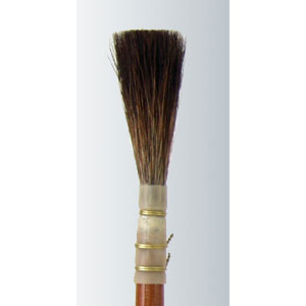 Brown Squirrel Quill Series-2100 Size 7