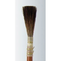 Brown Squirrel Quill Series-2100 Size 10