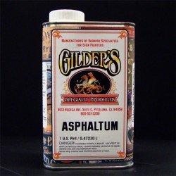 Asphaltum Varnish-About Asphalt Pigmented Varnish