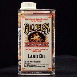 brush oil preservatives