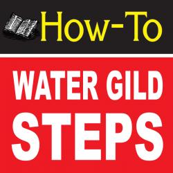 Water Gilding Basics