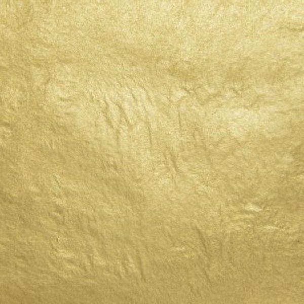 18kt Lemon Gold Leaf Loose-Pack