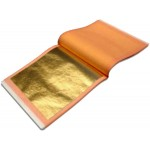 23kt XXX Triple Gold Leaf Patent-Book