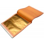 23kt Red Gold Leaf Patent-Book
