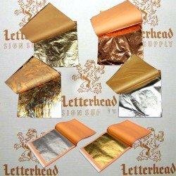 Metal leaf Varieties