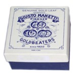 "Manetti 23kt-3/4""-Gold-Roll"