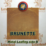 Variegated Metal Leaf-Brunette book