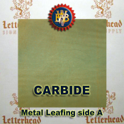Carbide Variegated Metal Leaf