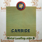 Variegated Metal Leaf-Carbide 20 Book Pack