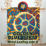 Variegated Metal Leaf-Blueburst 20 Book Pack