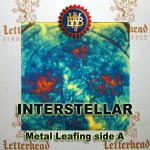 Variegated Metal Leaf-Interstellar book