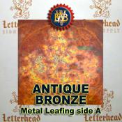 Antique Bronze-Variegated Leaf
