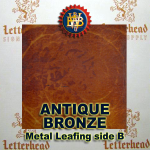 Variegated Metal Leaf-Antique Bronze