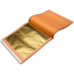 WB 22kt-Deep-XX Gold-Leaf Patent-Book
