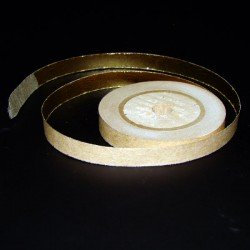 "Manetti 23kt-1-1/4""-Gold-Roll"