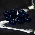 Sapphire Crystal Sign Jewels 20mm